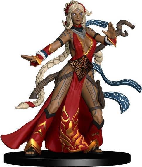 Seoni, Iconic Sorcerer - Iconic Heroes Set #1 - Pathfinder Battles