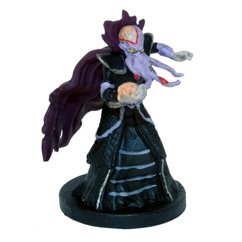 Rage of Demons #053 Invisible Mind Flayer Lich D/&D Icons of the Realms