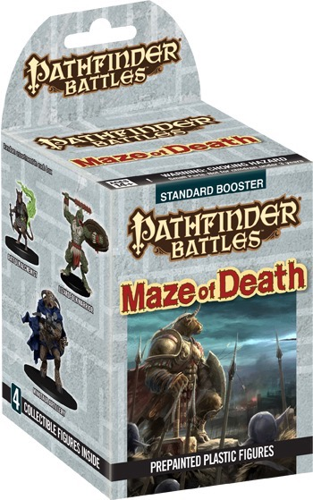 Maze of Death booster box
